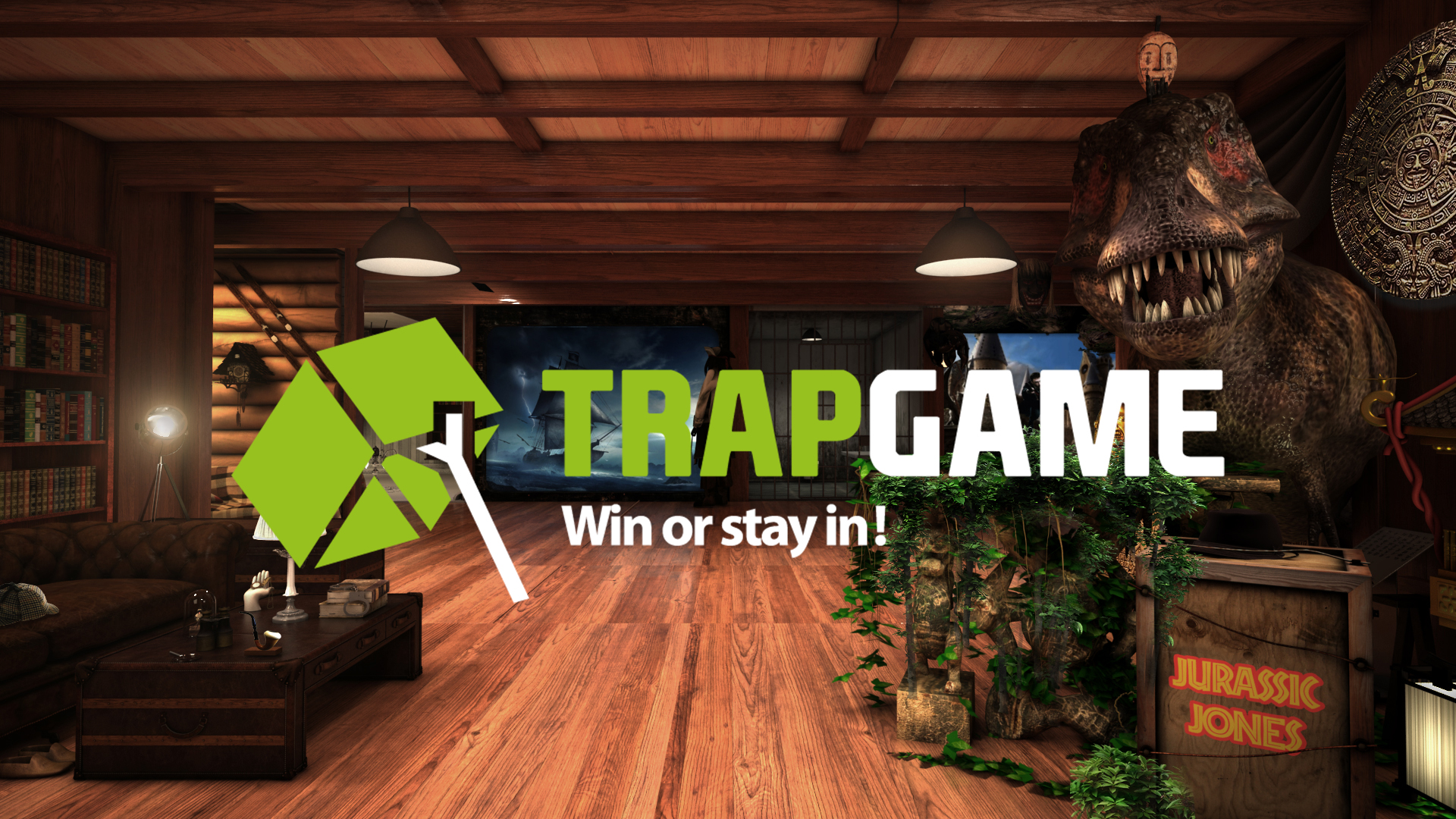 Trapgame Escape Room Valais Short Link Redirection